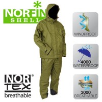 Костюм демисезонный Norfin SHELL (515001-S)