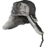 Шапка-ушанка Norfin ARDENT черная (302766-L)