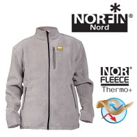 Куртка флисовая Norfin NORTH light gray (476006-XXXL)
