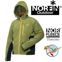 Куртка флисовая Norfin OUTDOOR Green (475001-S)