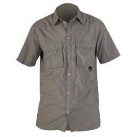 Рубашка с короткими рукавами Norfin COOL серая (652001-S)