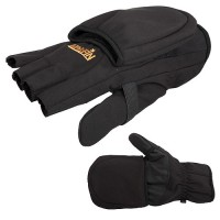 Флисовые перчатки-варежки Norfin SOFTSHELL (703061-L)
