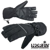 Перчатки полиэстер с PU мембраной Norfin (703060-L)