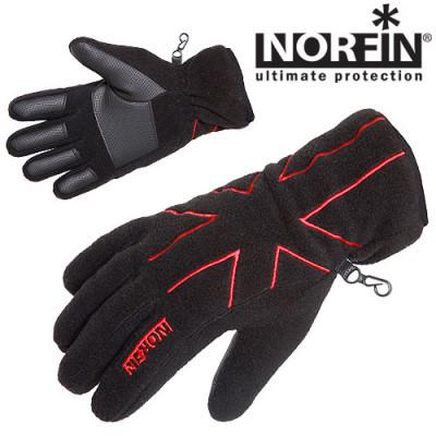 Перчатки женские Norfin BLACK WOMEN (705062-M)