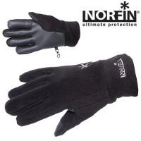 Перчатки женские Norfin FLEECE BLACK WOMEN (705064-M)
