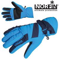 Перчатки женские Norfin WINDSTOP BLUE WOMEN (705063-L)