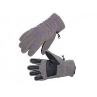 Женские перчатки флисовые с утеплителем Norfin VIOLET (705065-M)
