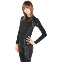 Рубашка Guahoo Sport Light черная (G515A-M)