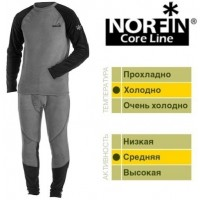 Термобельё флис-стрейч Norfin CORE LINE (3037000-XS)