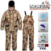 Костюм зимний Norfin Hunting WILD PASSION -30°С (712001-S)