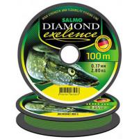 Леска монофильная Salmo Diamond Exelence 150 м 0.15 мм (4026-015)