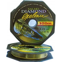 Леска Salmo DIAMOND EXELENCE 100 м 0.45 мм (4025-045)