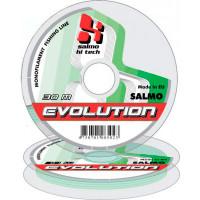 Леска монофильная Salmo Hi-Tech Evolution 30 м 0.22 мм (4017-022)