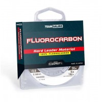 Леска монофильная Team Salmo FLUOROCARBON Hard 30 м 0.148 мм (TS5018-014)