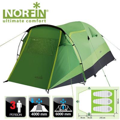 Палатка Norfin BREAM 3 (NF-10107)