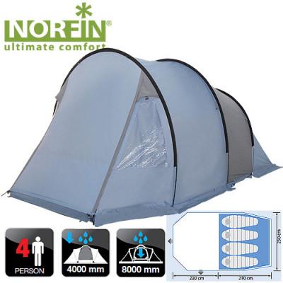 Палатка Norfin KEMI 4 (NFL-10206)