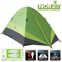 Палатка Norfin ROACH 2 (NF-10105)