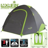 Палатка Norfin SMELT 2 ALU (NF-10301)