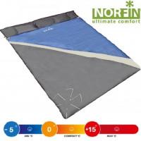 Спальный мешок-одеяло Norfin Scandic Comfort Double 300 (NFL-30225)